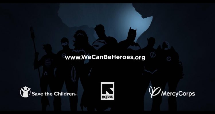 We Can Be Heroes Stills