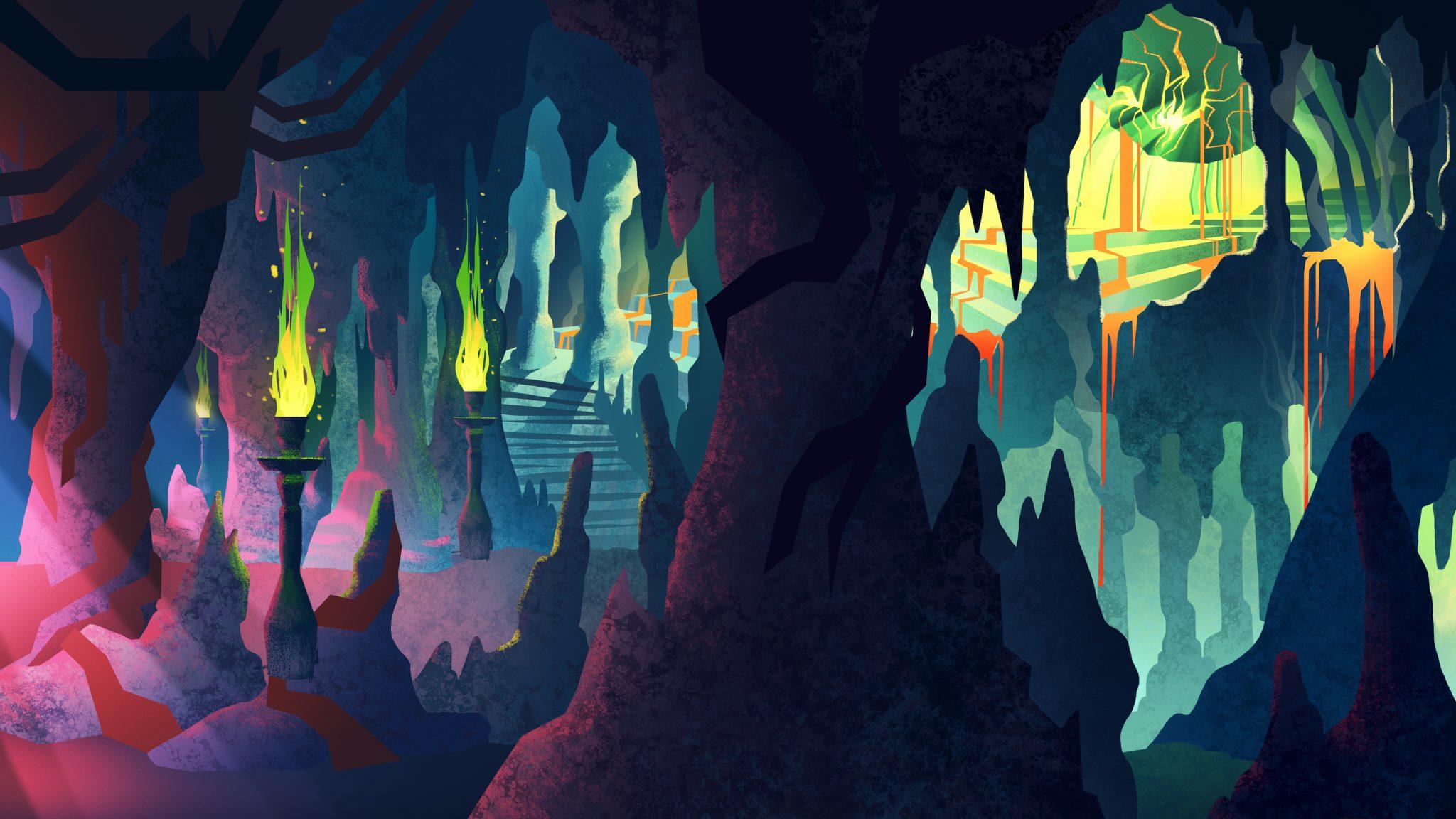 Temptation Cave